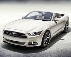 Ford Mustang 50 Years Convertible being raffled to benefit the National Multiple Sclerosis Society : National Multiple Sclerosis Society