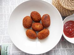 Cooking Is Easy: Beef Cutlets (Kerala Style)...step by step.
