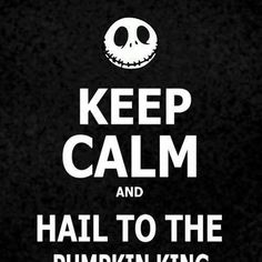 Tim Burton - Hail to the Pumkpin King