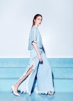 Stella Mccartney, коллекция весна-лето 2019   Buro 24 7 Устойчивая Мода, 8abdb008402