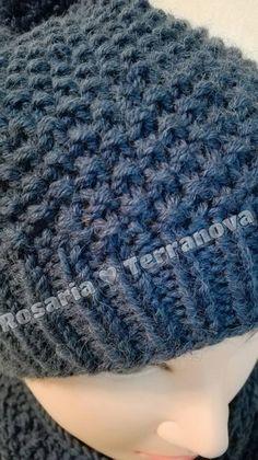 13 fantastiche immagini su cappello a maglia  0155e4d3f865