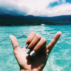 Rolling Tides Ring  A summer favourite always! www.shopdixi.com / wave ring / ocean / summer / boho  / bohemian / hippie / wanderlust / travel / adventure / blue / clear waters