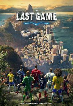 NIKE « The Last Game » #riskeverything