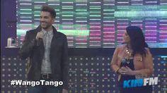@ adamlambert on the stage of #WangoTango !!!