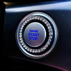 Shop the original crystal car Bling Ring Emblem car accessory. It's a sparkling girly rhinestone ring for car start button ignitions, knobs & more, made by Bling Car Decor Bling Car Accessories, Car Interior Accessories, Car Interior Decor, Interior Design, Luxury Interior, Wrangler Accessories, Boat Interior, Interior Office, Interior Ideas