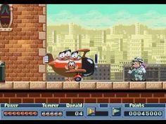 Mega Drive Longplay [331] Quack Shot Starring Donald Duck