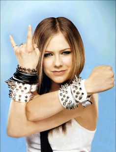 Avril Lavigne for Teen People Magazine