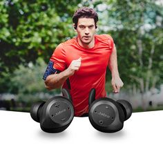 The most technically advanced true wireless sports earbuds. Superior sound for music and calls with up to 9 hours charge.