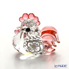 Swarovski Raburottsu zodiac collection Ko ko the RoosterSWV5-004-620