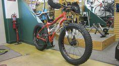 9zero7 Fat Bike! #fatbike #bicycle