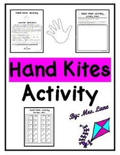 Students use their hands to make kites as well as practice their measurement skills. This fun activity can be used as a center and/or a whole class activity. Fun & engaging for students of various ages!================================================*THIS PRODUCT INCLUDES:-Teacher Directions-Activity Sheet (Worksheet)-Printable Rulers (or use your own)================================================*5 pages.*NOTE: THE SAME FILE MAY NOT INCLUDE ALL OF THE PAGES THAT YOU WILL RECEIVE IN THE…