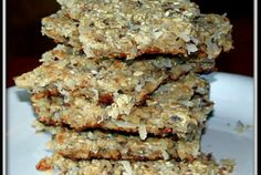 Coconut Almond Granola Bar Awesomeness | VegWeb.com, The World's Largest Collection of Vegetarian Recipes