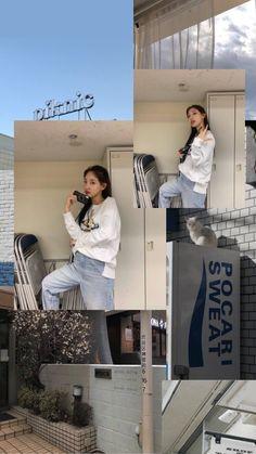 White Wallpaper, Bts Wallpaper, Iphone Wallpaper, Korean Aesthetic, White Aesthetic, Aesthetic Pastel Wallpaper, Aesthetic Wallpapers, Twice Fanart, Nayeon Twice
