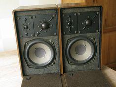 GRUNDIG SUPER HiFi BOX 650 Loudspeakers
