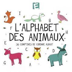 L'alphabet des animaux (26 comptines de Corinne Albaut) de Julien Dutel : Napster