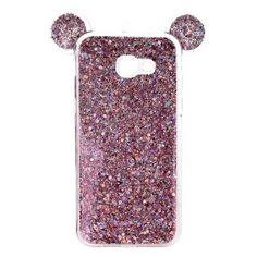 Etui MYSZKA różowa do Samsung Galaxy A5 (2017) Galaxy A5, Samsung, Phone Cases, Cape Clothing, Sam Son, Phone Case