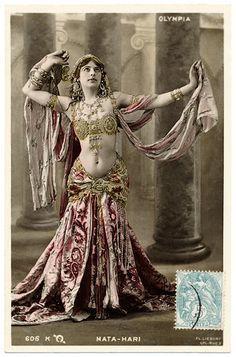 Was Mata-Hari a spy for the SLOTSOTGP?