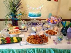 """Photo 3 of 20: Mermaid Party / Birthday """"Hannah's 1st Birthday Party"""" 