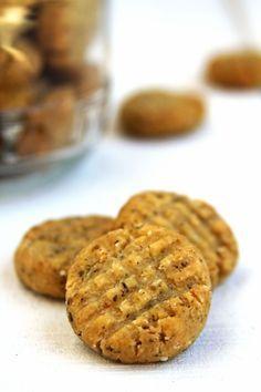 Receita de Biscoito Salgado sem glúten, sem lactose, sem ovo muito crocante vegano