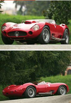 1965 Maserati 450S Prototype by Fantuzzi