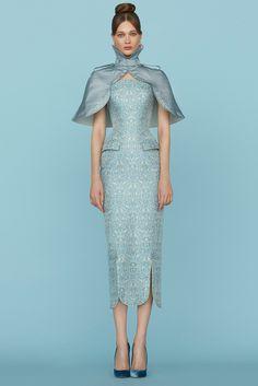 Ulyana Sergeenko Spring 2015 Couture Collection Photos - Vogue