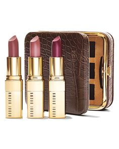 Bobbi Brown Limited Edition Luxe Trio- Exclusively Ours Neiman Marcus