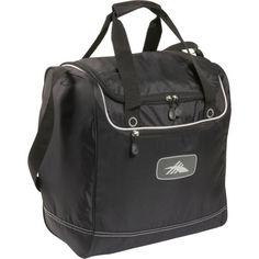 High Sierra Basic Boot Bag Boot Bag, Black | Best Ski Gear