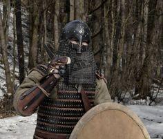 Nice viking helmet!