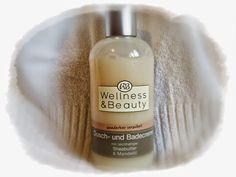Blog Anki: Wellness&Beauty - Żel pod prysznic z masłem shea i...
