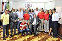 """""""SACO MUCHO"""": Homenagem ao CFN em Uruguaiana"""