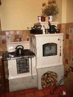 Outdoor Oven, Barbecue Area, Cooking Stove, Stove Fireplace, Stoves, Country Kitchen, My Dream Home, New Homes, House