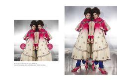 $121.48 Pink Full Sleeve Faux Georgette and Net Long Anarkali Salwar Kameez 20503