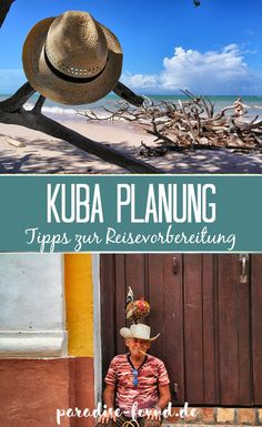 Travel preparation for Cuba: you have to take this into account when planning - paradise-found.de - Travel preparation for Cuba: You have to take this into account when planning - Belize, Trinidad, Budget Travel, Travel Guide, Cuba, Paradise Found, Varadero, Romantic Travel, Budgeting