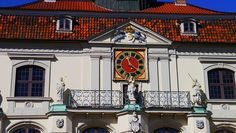 Lüneburg, Town Hall, Clock