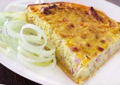 Quiche de puerros y jamón -Recetas fáciles, cocina andaluza y del mundo. » Divina Cocina