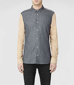 AllSaints Mens New Arrivals | Spring Summer 2014 Collection