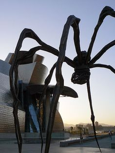 Maman by Louise Bourgeois.