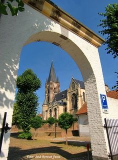 Thorn, Limburg. Arcade, Holland, Travelling, Most Beautiful, Mansions, House Styles, Places, The Hague, The Nederlands