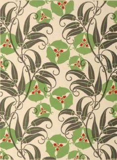 Pattern design by Henri Gillet, Nouvelles fantasies décoratives. Textiles, Textile Patterns, Textile Prints, Print Patterns, Print Wallpaper, Pattern Wallpaper, Surface Pattern Design, Pattern Art, Morris