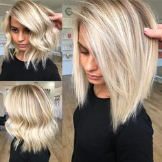 "5,060 Likes, 91 Comments - Hottes Hair (@hotteshair) on Instagram: ""BOOM now that's what I could AH-MAZING RECIPE: Full Head Foils using @lakmecolour k.blonde…"""