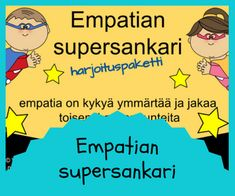 Tunnetaidot Finnish Language, Social Skills For Kids, Occupational Therapy, Mindfulness, Teacher, Education, Learning, Memes, School