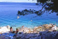 Auf Dugi Otok gibt es viele wind- und wellengeschützte Buchten