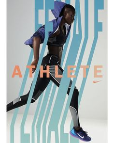 """368 Likes, 1 Comments - Bureau Borsche (@bureauborsche) on Instagram: """"Another recent Nike campaign! #FEMALEATHLETE Head over to our website to see all our recent work…"""""""