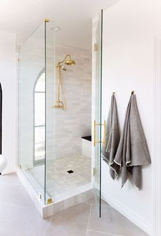 Bathroom Renos, Laundry In Bathroom, Bathroom Inspo, Bathroom Inspiration, Small Bathroom, Master Bathroom, Bright Bathrooms, Bathroom Ideas, Tile Bathrooms