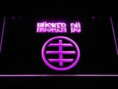 Husker Du Logo LED Neon Sign