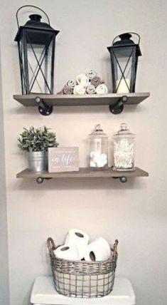 home decor ideas modern / home decor ideas ; home decor ideas living room ; home decor ideas diy ; home decor ideas for cheap ; home decor ideas bedroom ; home decor ideas apartment ; home decor ideas living room on a budget ; home decor ideas modern Farm Style Bathrooms, Modern Farmhouse Bathroom, Farmhouse Furniture, Small Bathrooms, Farmhouse Interior, Rustic Kitchen, Country Kitchen, Rustic Furniture, Modern Bathrooms