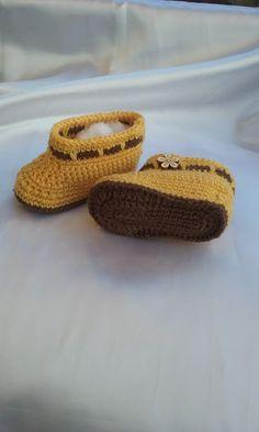 scarpe pantofoline bimba lana , by maglieria magica, 12,00 € su misshobby.com