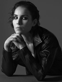 Noomi Rapace as Lisabet in all Girl with Dragon Tatoo series.  Her tat was the most beautiful and sexy tat ever !