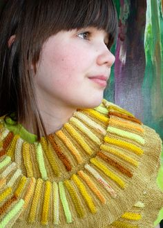 Steps Shawl - Knitty Spring+Summer...love working garter stitch short row projects...this is on my list next