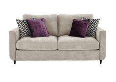 Esprit 2 Seater Fabric Sofa